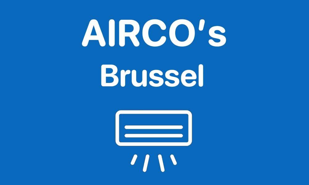 airco Brussel installateur
