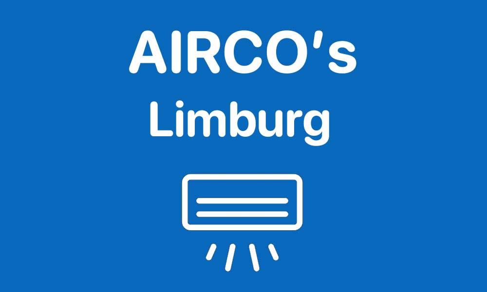 airco Limburg installateur
