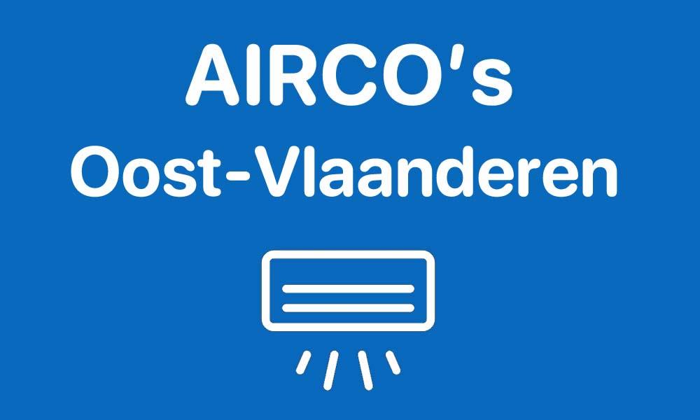 airco Oost-Vlaanderen installateur