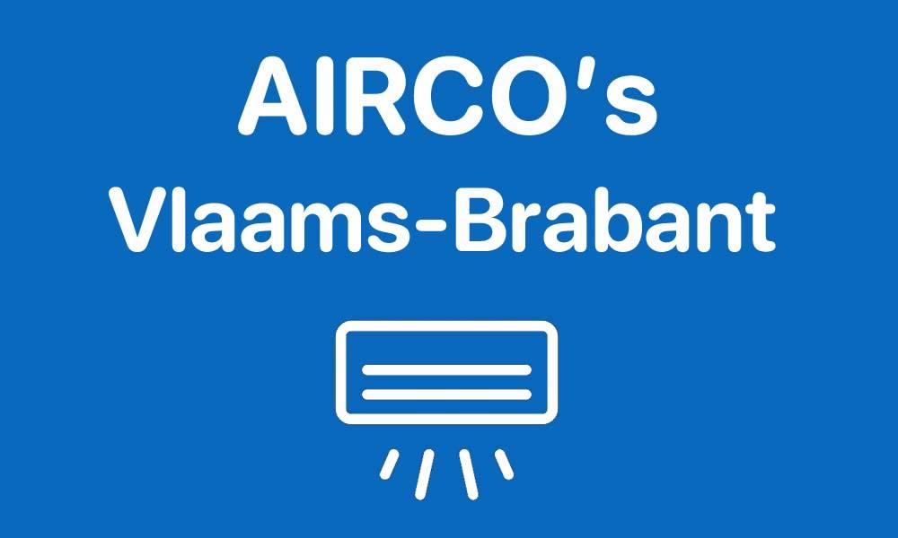 airco Vlaams-Brabant installateur