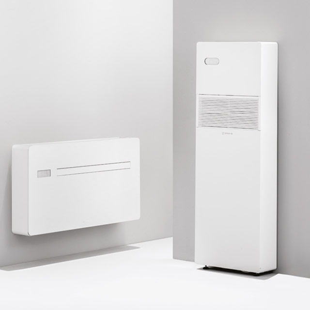 IZI Cool airco's zonder buitenunit